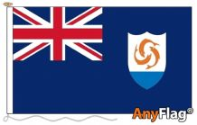 -ANGUILLA ANYFLAG RANGE - VARIOUS SIZES